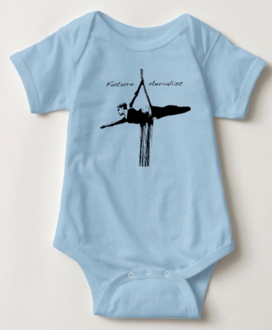 Future Aerialist Shirts/Bodysuits