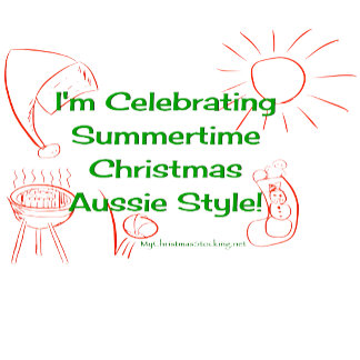 I am Celebrating Summertime Christmas