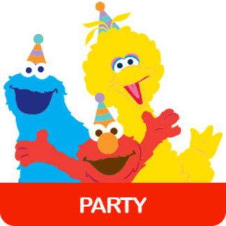 Sesame Street Party