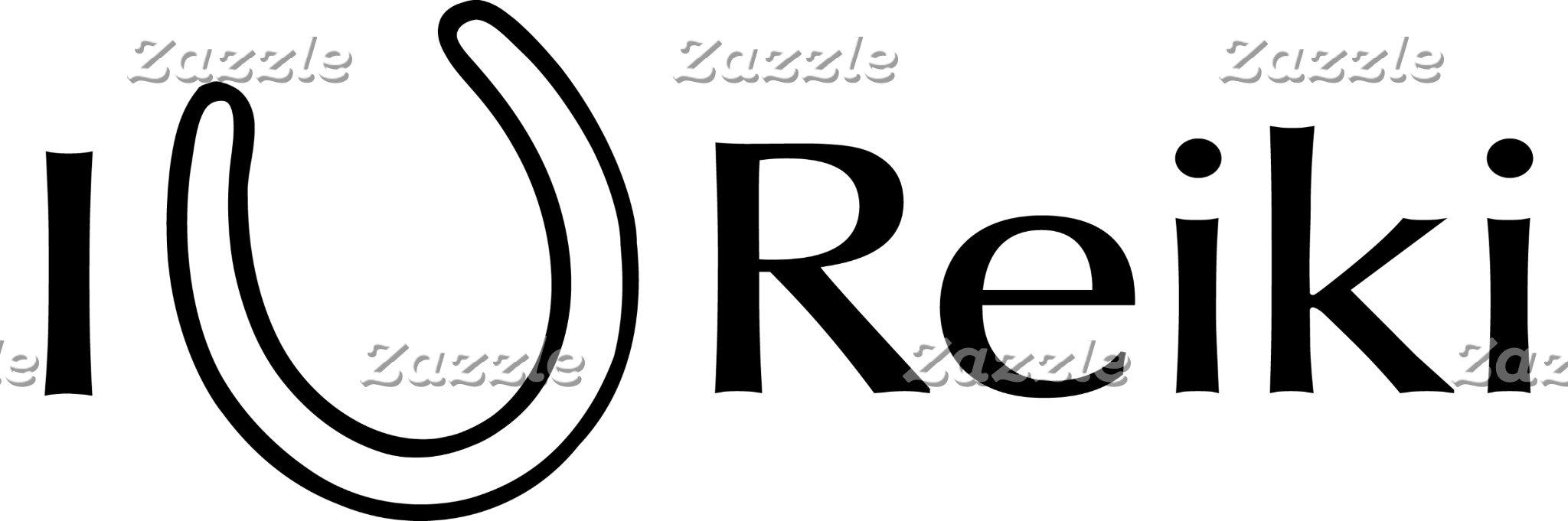 "I ""horseshoe"" Reiki"
