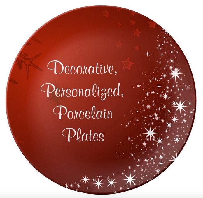 Plates (Decorative Porcelain)