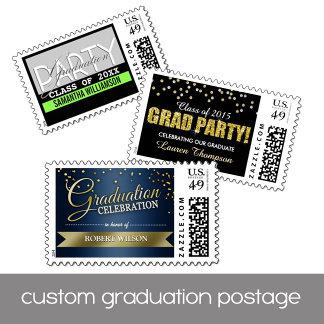 02 | Custom Postage