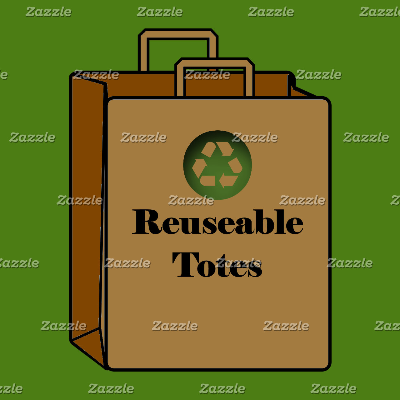 Bags~Reuseable/Grocery