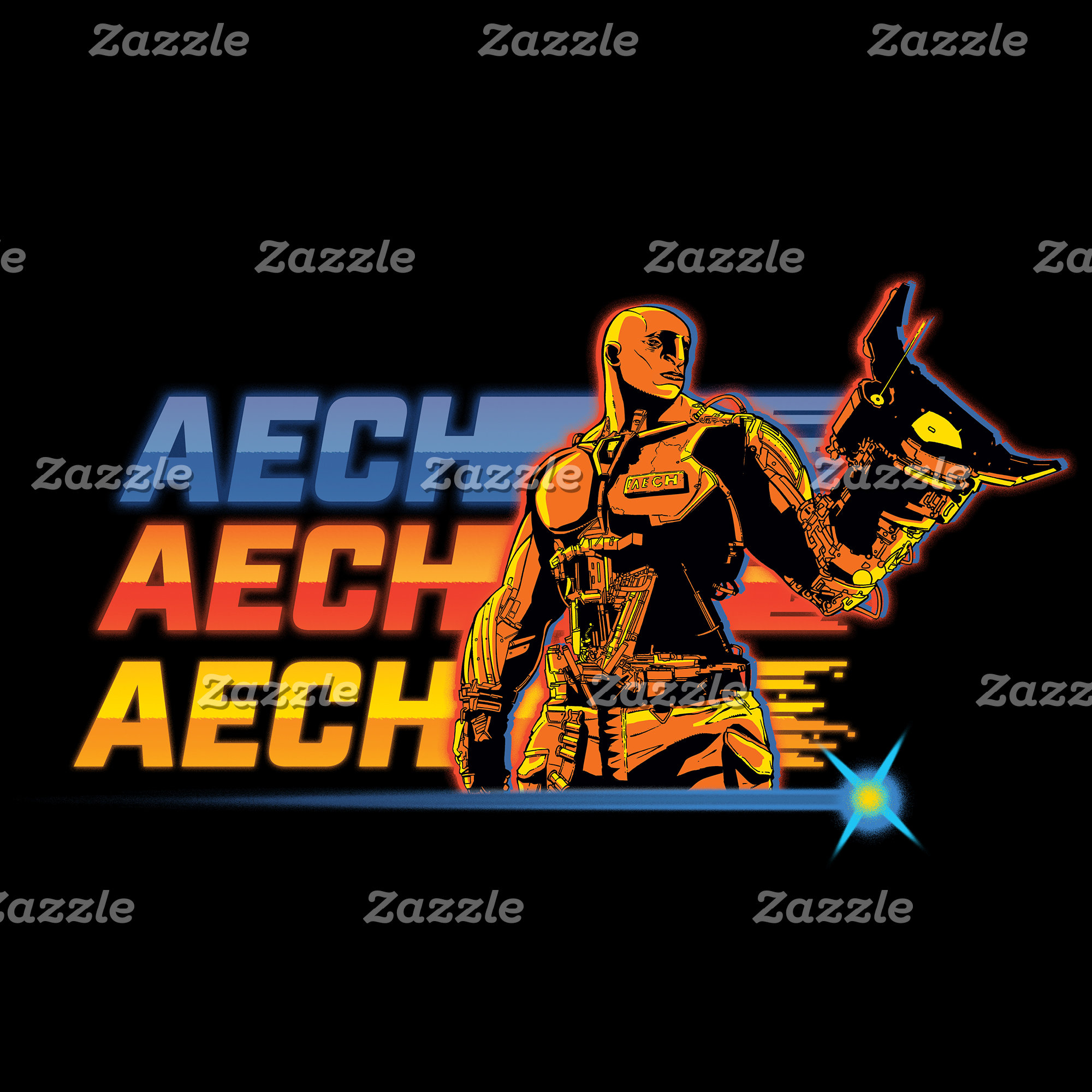 Aech Graphic