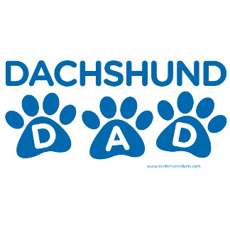 Dachshund Dad (paws)