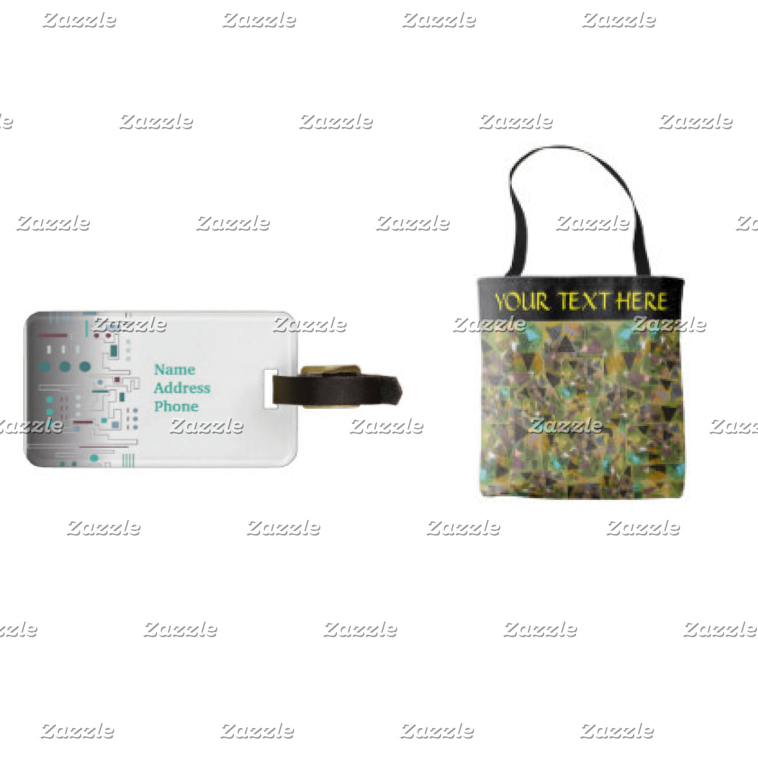 Bags and Tags