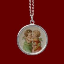 Angels Necklaces