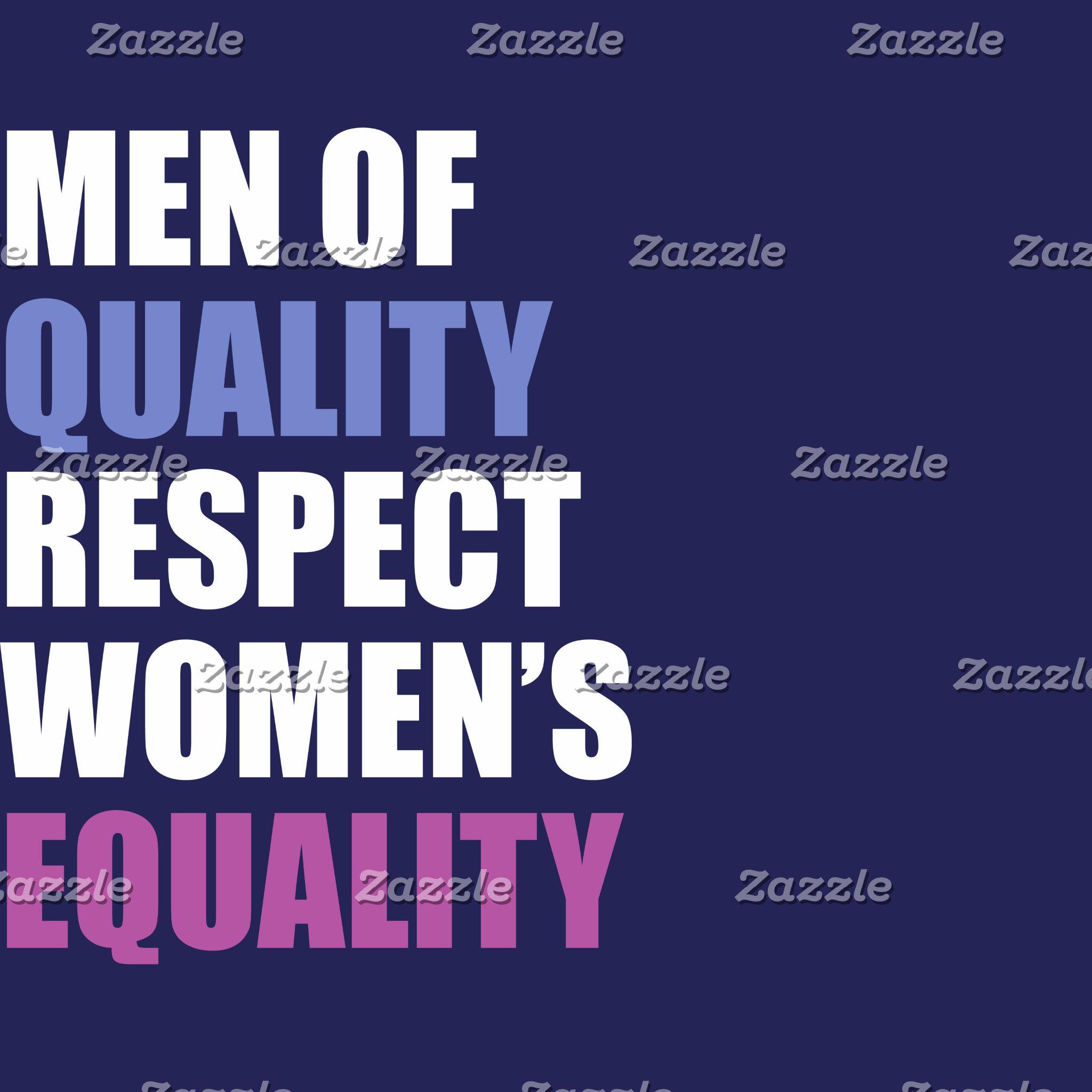Men of quality...