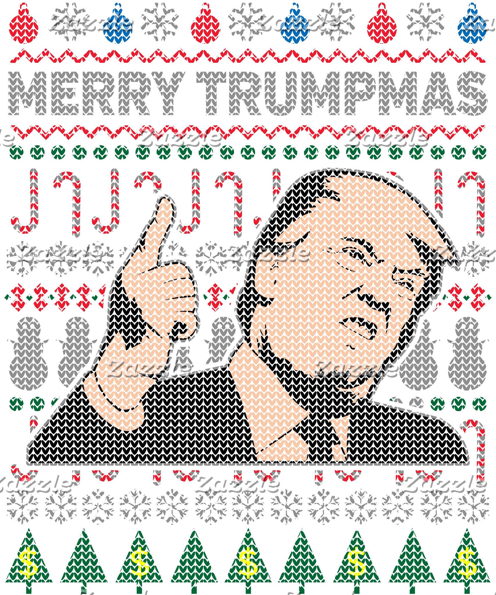 Donald Trump Merry Trumpmas