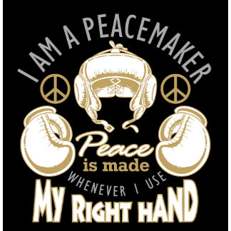 boxing peacemaker