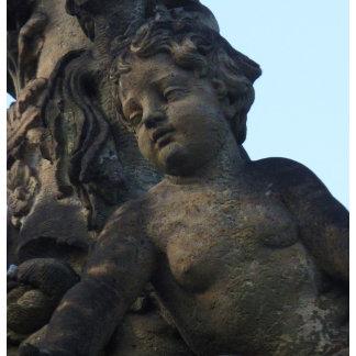Romantic Renaissance Angel STATUE