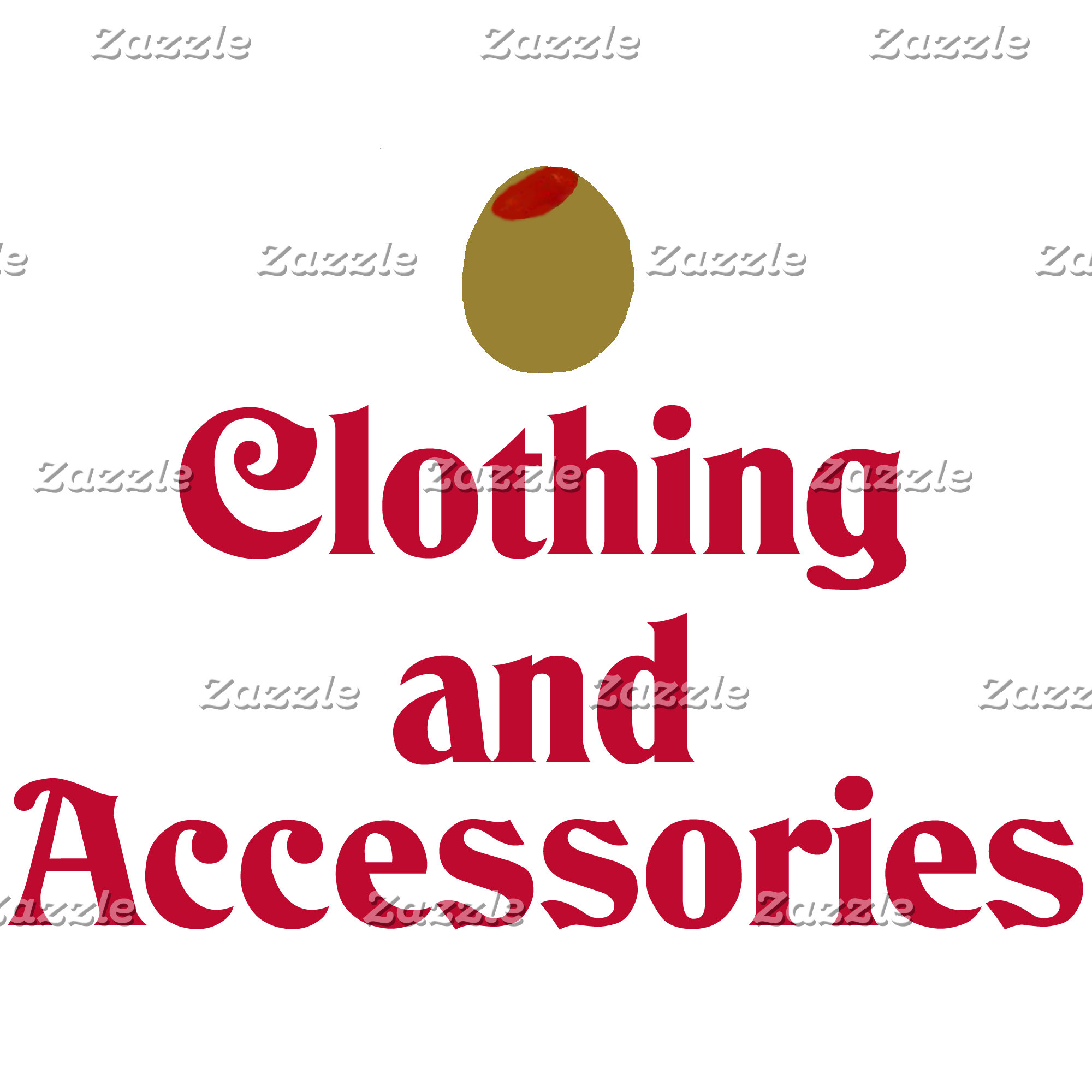 Olive (I Love) Clothing and Accessories
