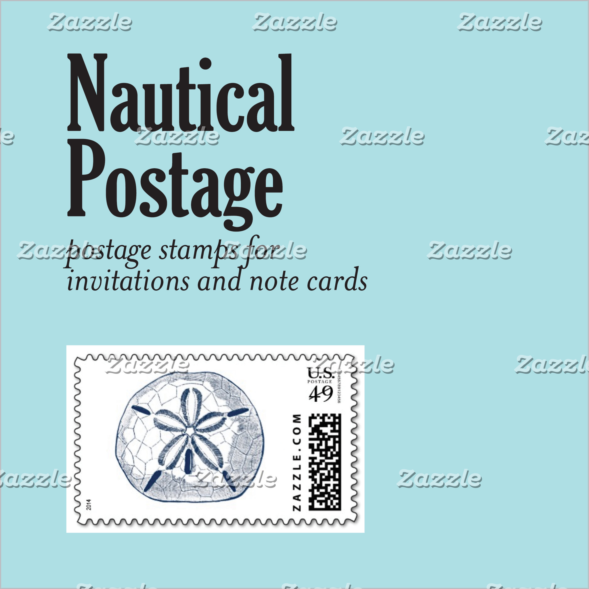 Nautical Postage