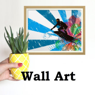 Novelty Wall Art