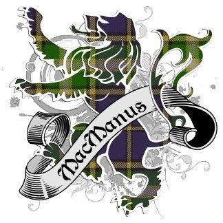 MacManus Tartan Lion