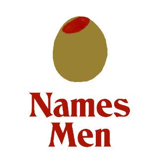 Names Men