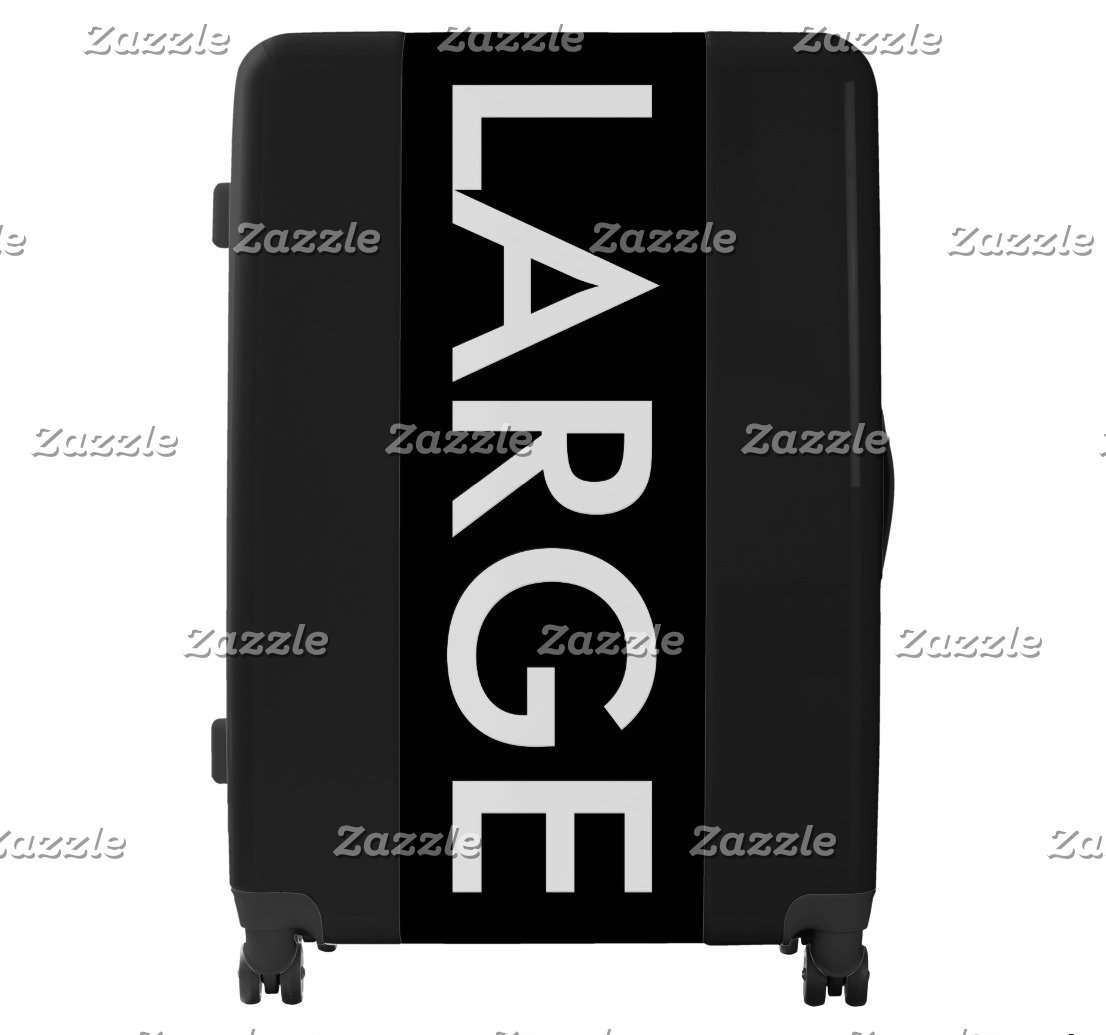 LARGE Suitcases