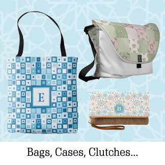 Bags, cases, clutches
