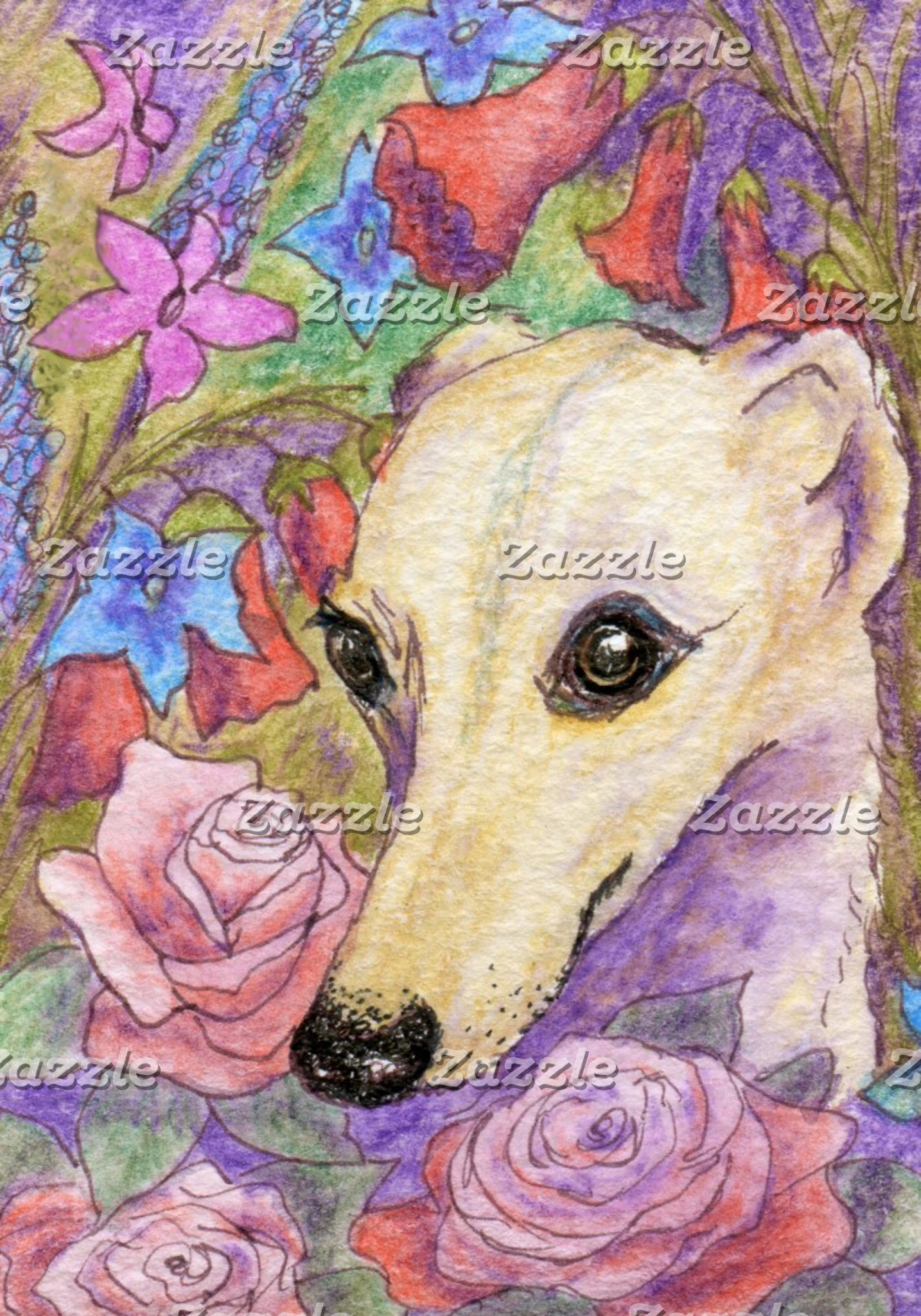 Whippets and Greyhounds and...