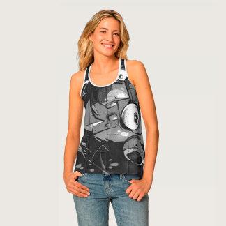 Women's streetwear tanks