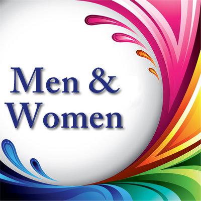 Men & Women t-Shirts
