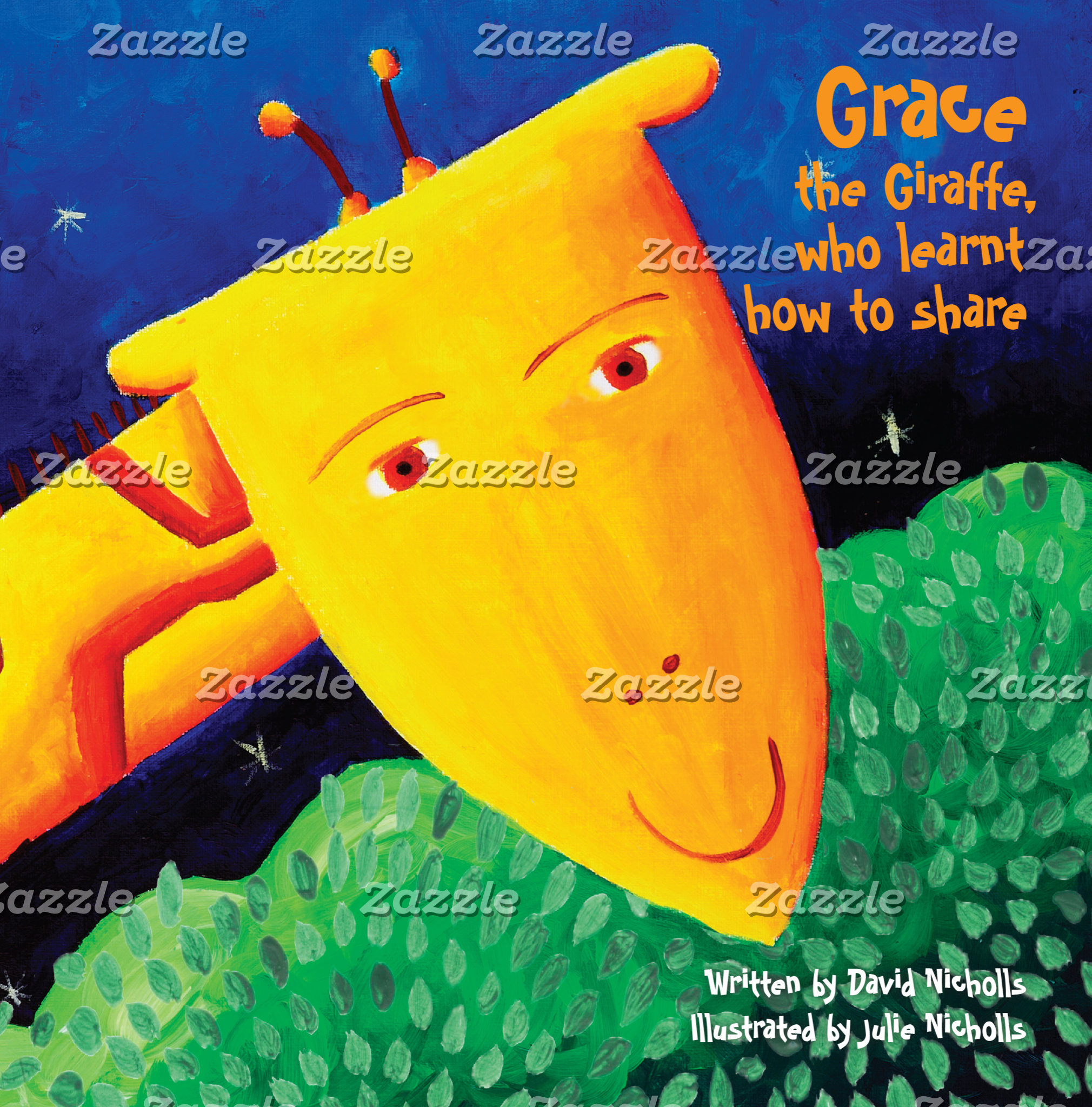 Grace the Giraffe