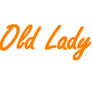 Old Lady 50 Points