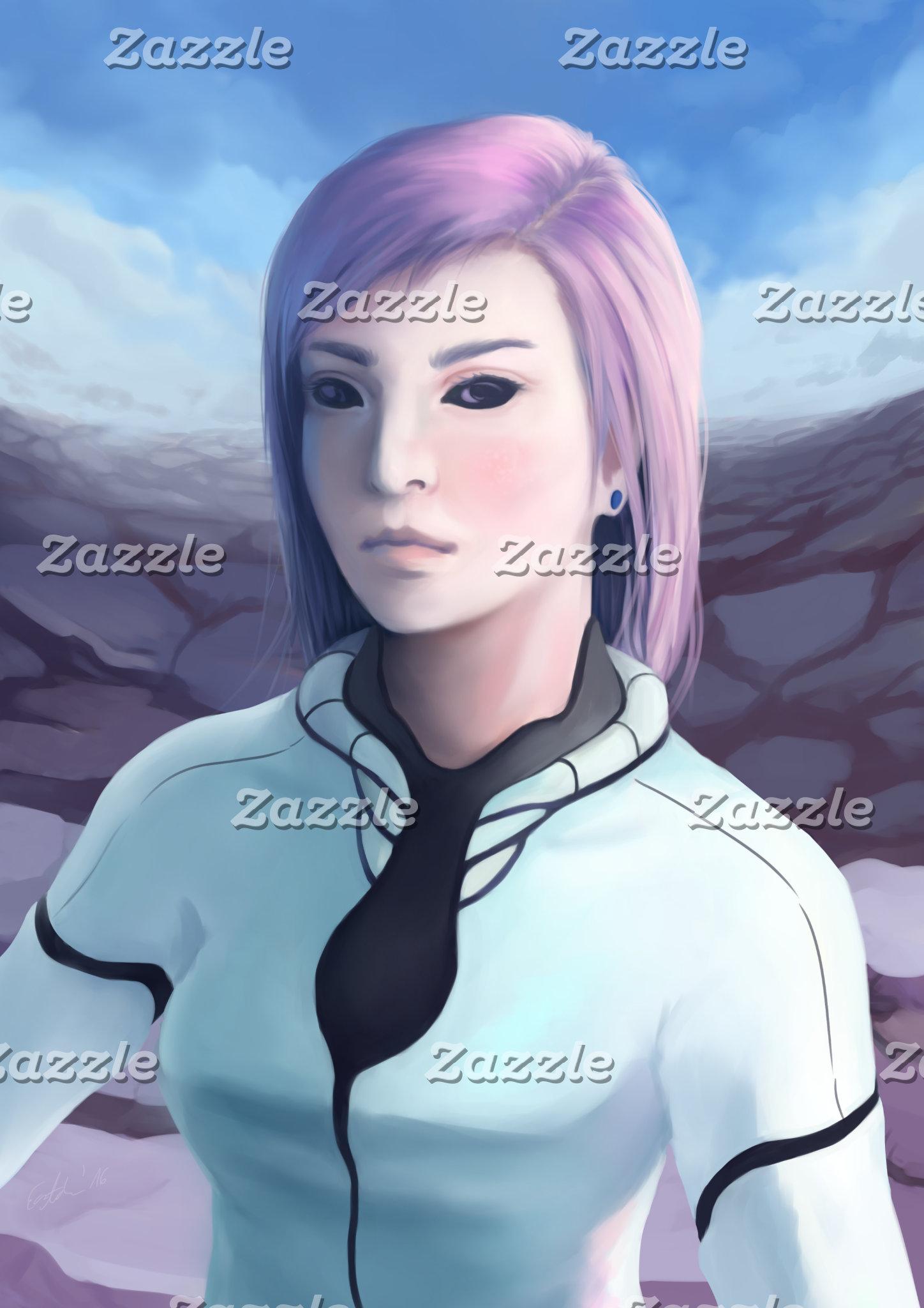 Portrait of Trisha