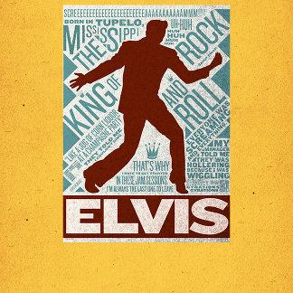 Million Dollar Quartet Elvis Type