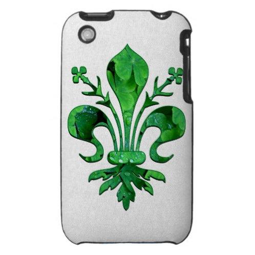 St. Patrick's Fleur de lis