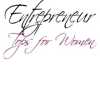 Entrepreneur Tee's for Women