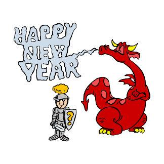 Happy New Year Dragon