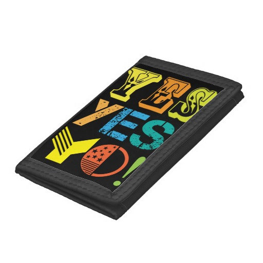 funky quotes wallets