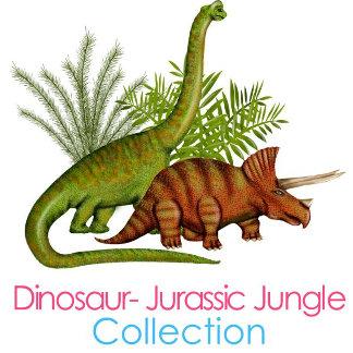 Dinosaur- Jurassic Jungle Collection