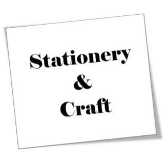 Craft, Office & Stationery