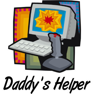 Daddy's Helper Computer Games