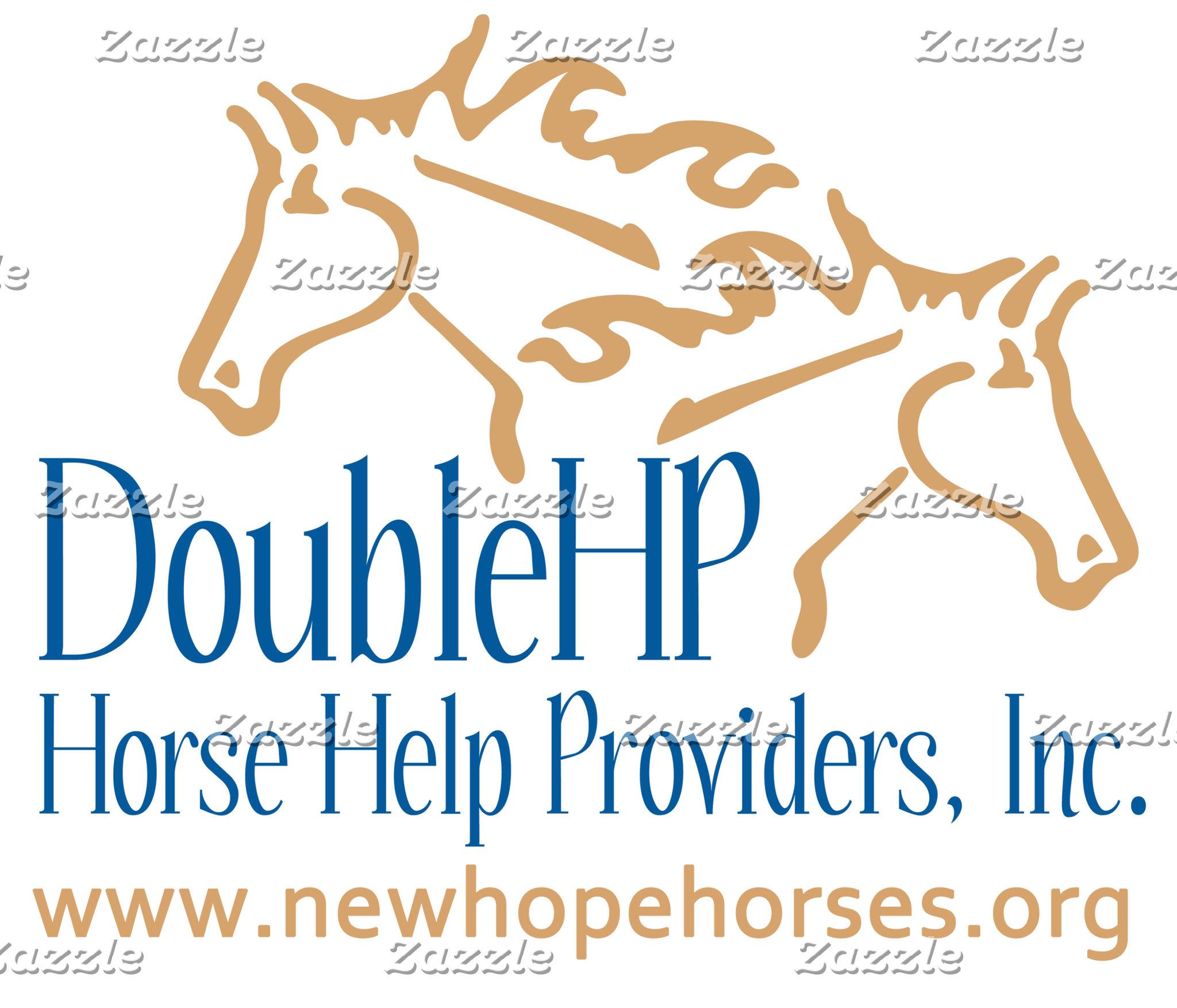 DoubleHP Logo shirts