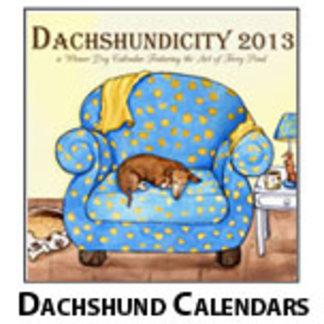 Dachshund Calendars