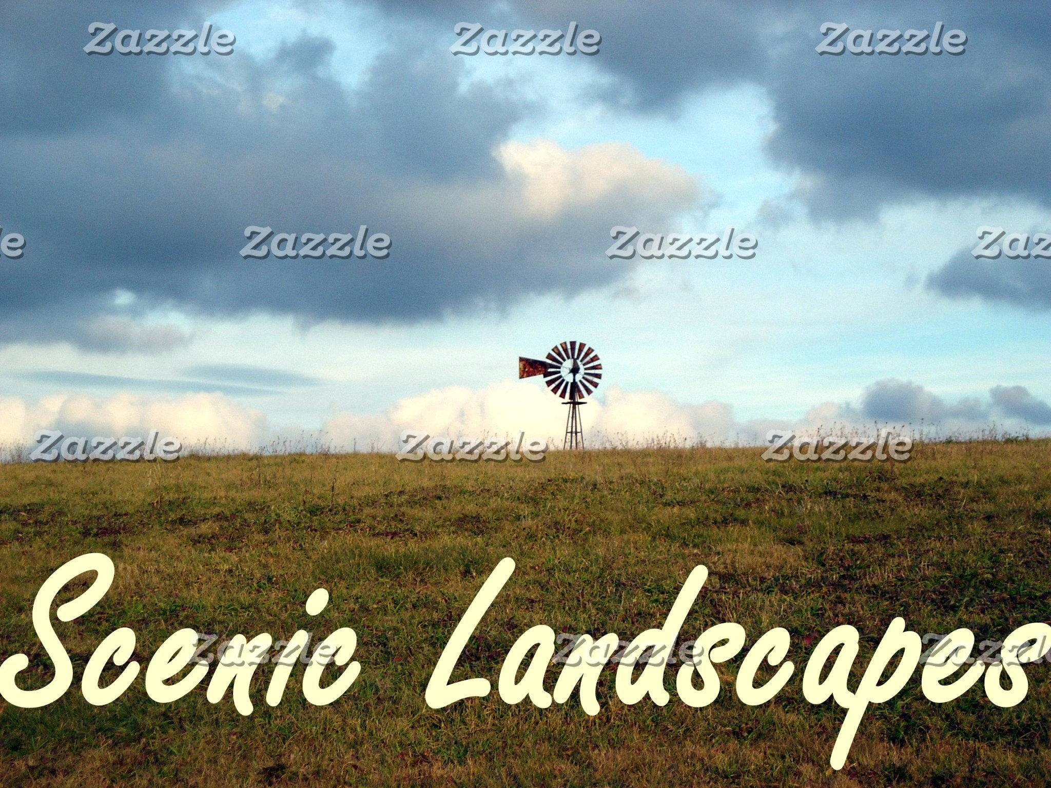 Scenic Landscapes