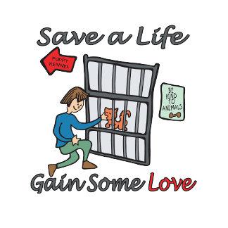 Save A Life Cat Adoption