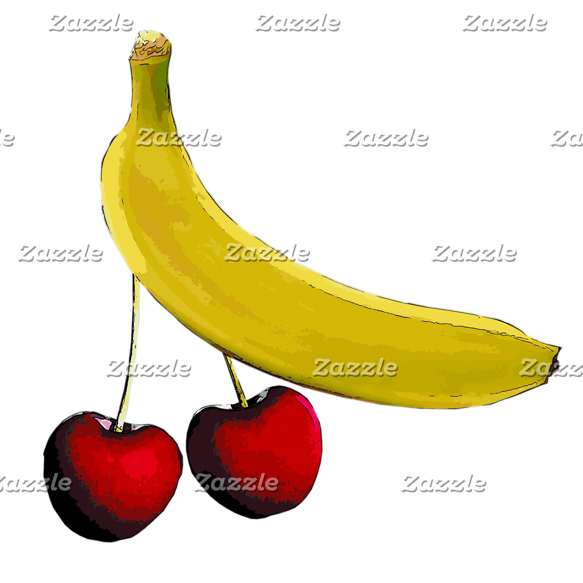 Funny banana T shirt and funny banana gift ideas
