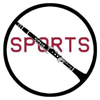 Anti-Sports Clarinet