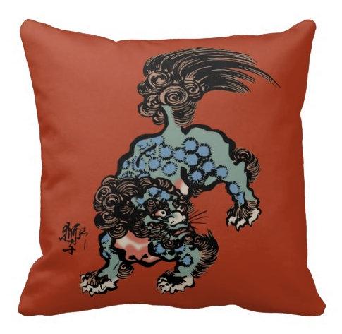Feng Shui Pillows