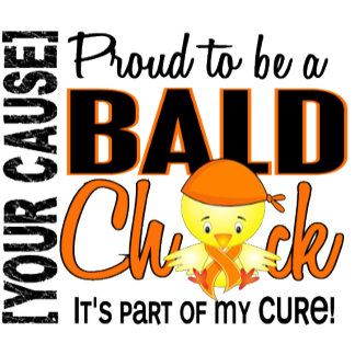 Proud To Be A Bald Chick