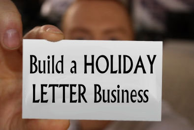 HOLIDAY Letters Biz