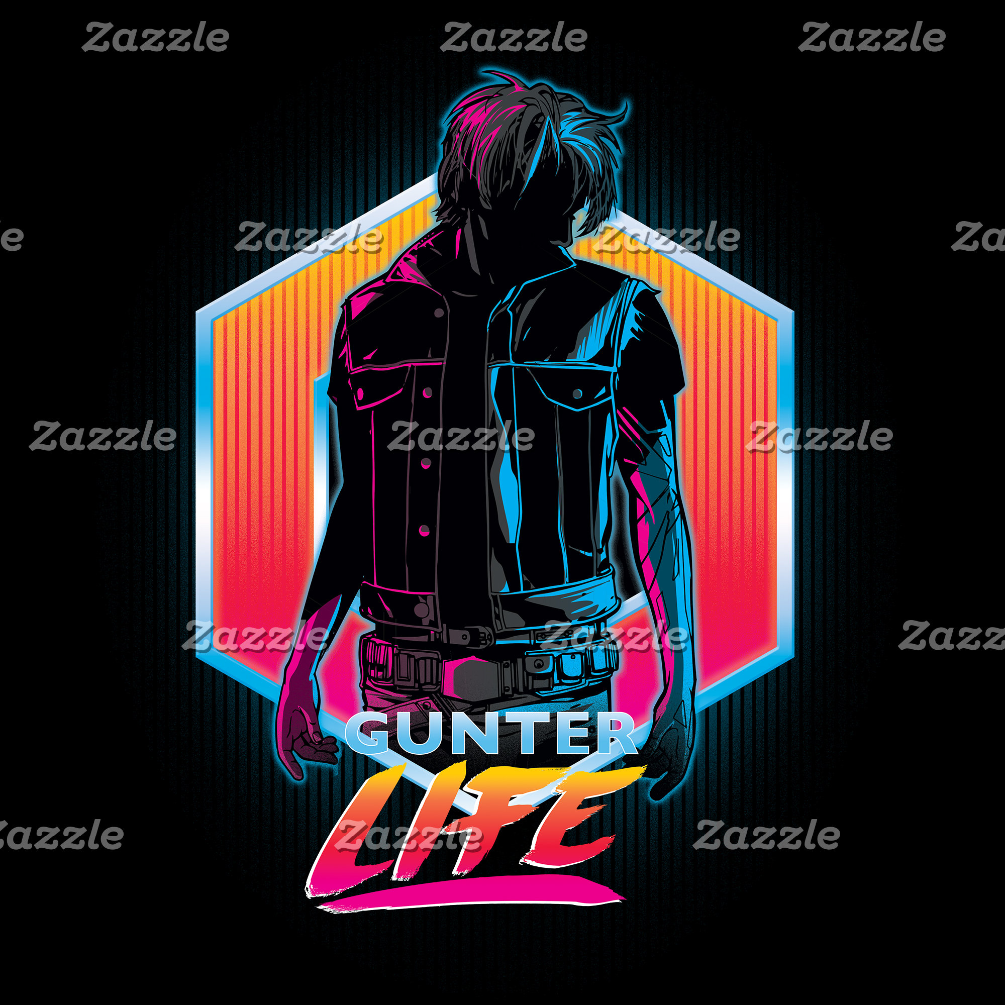 Gunter Life Graphic