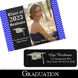 Graduation Announcements & Invitations