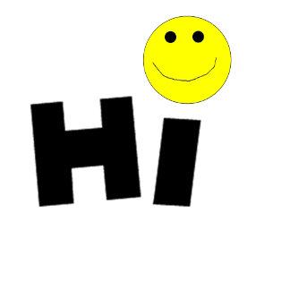Hi (smiley Face)