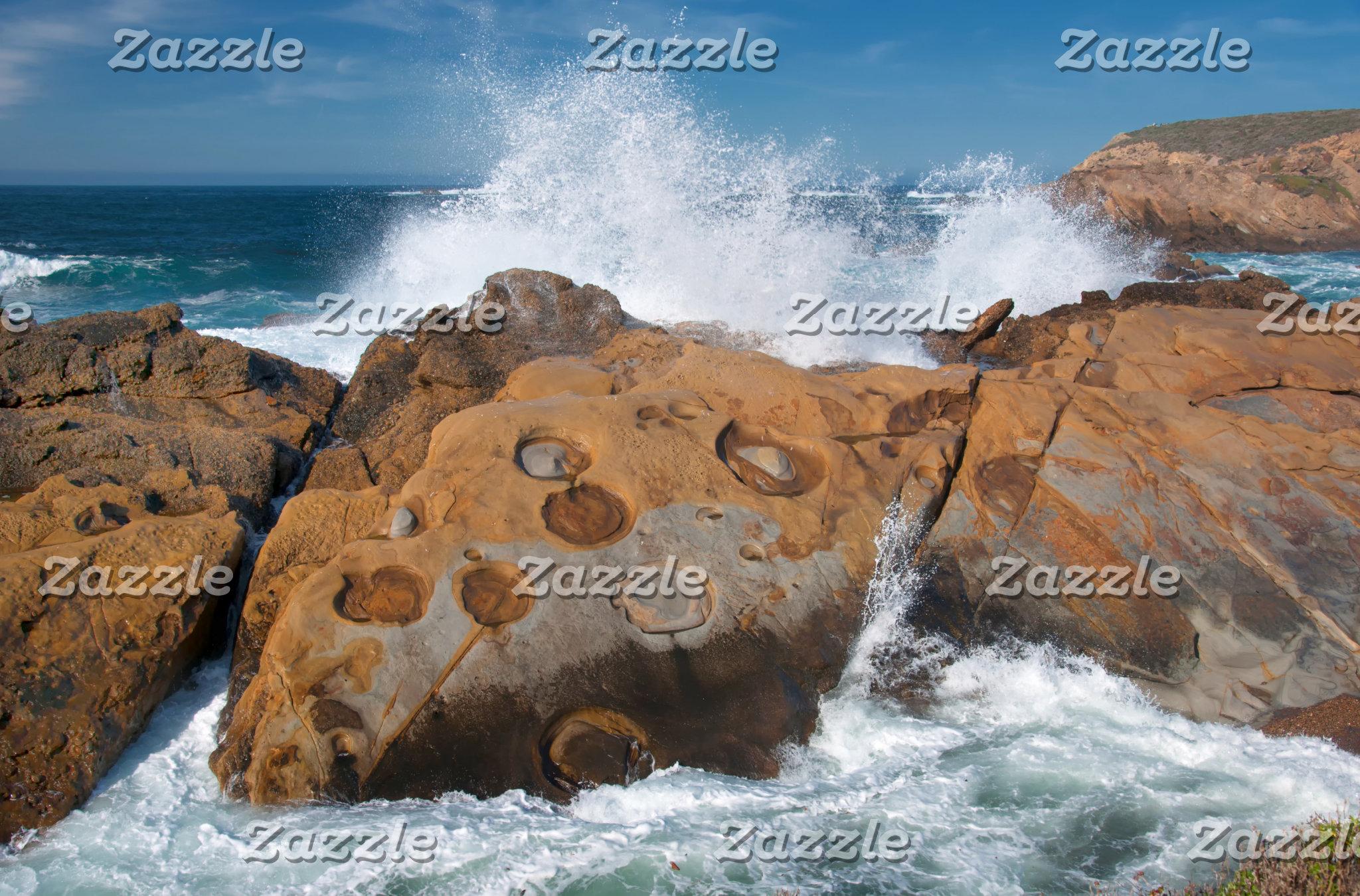 Canvas Art-Coastal