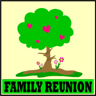 FAMILY REUNION T SHIRTS and GIFTS